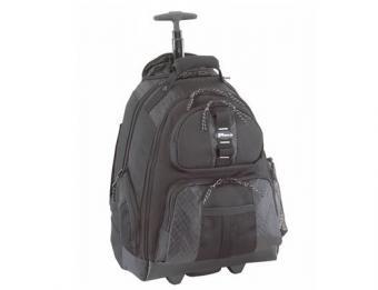 Targus rolling laptop backpack
