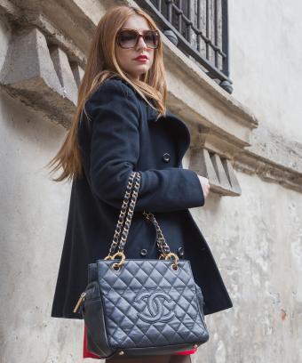 Designer Shoulder Bag Pictures
