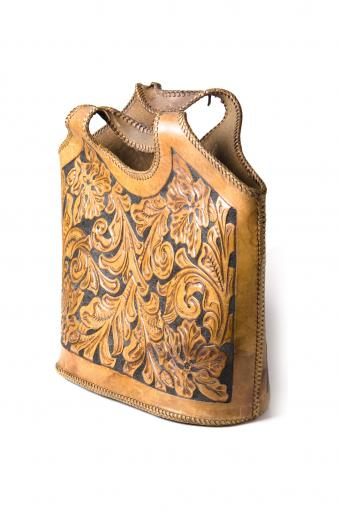 Western Style Leather Purses