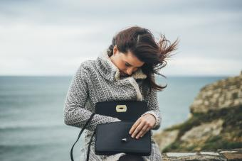 Purses With Built-in Wallets