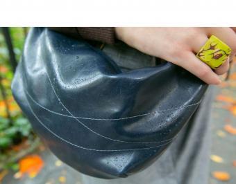 Frozen 2 Hexagon Crossbody Bag for Teens