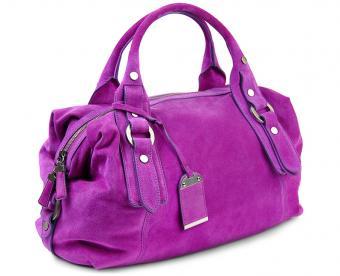 Popular Suede Handbag Styles