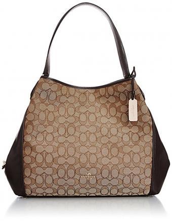 Coach- Edie Shoulder Bag