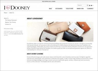 ilovedooney.com screenshot