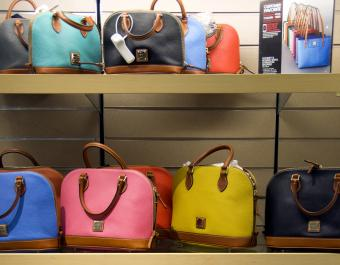 Dooney & Bourke Outlet Store Shopping Tips