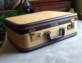 Amelia Earhart Luggage