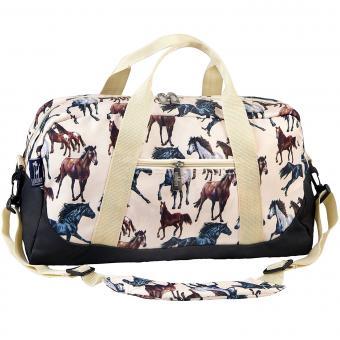 Horse Dreams Overnighter Duffel Bag