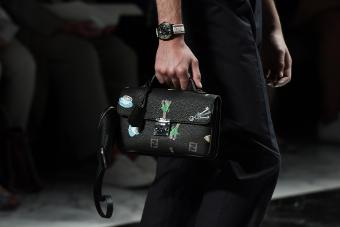 Small Man Purse Trends and Styles