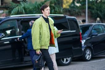 Men With Purses From Celebrities to Modern Guys