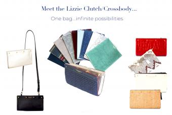 The lizzie clutch collection