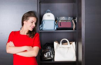 How to Organize Purses in Smart & Stylish Ways