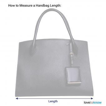 Measure a Handbag Length