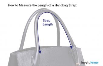 Measure the Length of a Handbag Strap