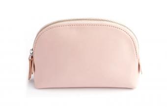 Hekyip Small Half Moon Cosmetic Bag