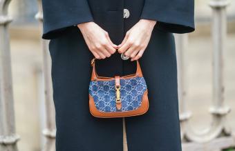 10 Designer Denim Handbags for Effortless Style