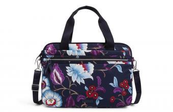 Vera Bradley Slim Laptop Case Bag
