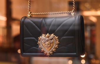 How to Tell a Real Dolce & Gabbana Purse From a Fake