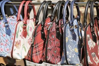 Bags Hanging