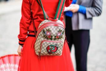 Gucci bag backpack
