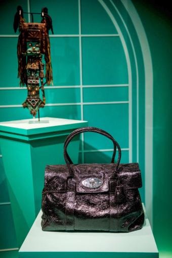 Kate Moss's 'Bayswater' handbag by Mulberry