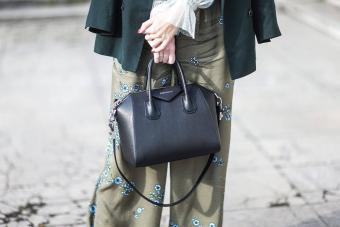 Givenchy Antigona Lock Bag In Box