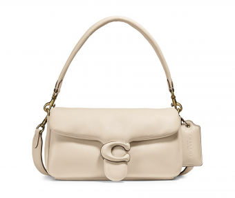 COACH, Pillow Tabby 26 Leather Shoulder Bag
