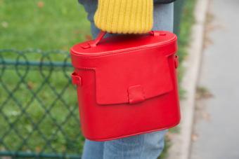 Red Nico Giani bag
