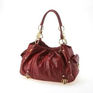Red Fiore Bolzano Handbag