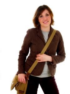 Cross Shoulder Travel Bag