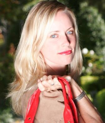 Designer Amy Hall of Amykathryn Purses