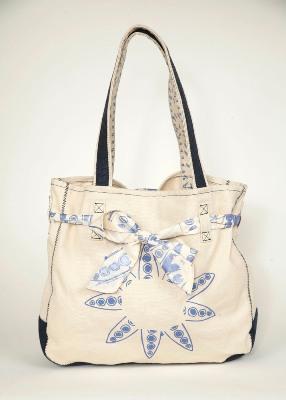 Daisy Indigo bag from Amykathryn Purses