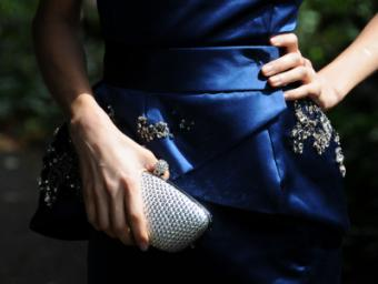 Embellished Clutch Purses