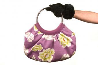 Colorful Floral Handbags