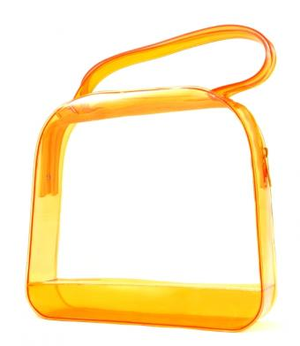 Clear Plastic Tote Bag Pictures