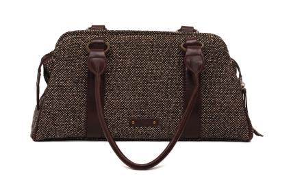 stylish classic handbag