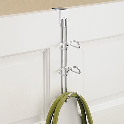 ROFLYER Purse Hook Hanger with Velvet Pouch