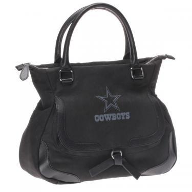 Dallas Cowboys Shadow Handbag from NFLShop.com