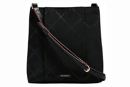 Vera Bradley Preppy Poly Molly Crossbody Bag