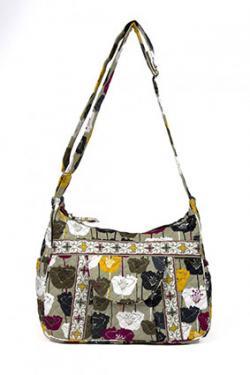 Stephanie Dawn Cargo Crossbody Bag