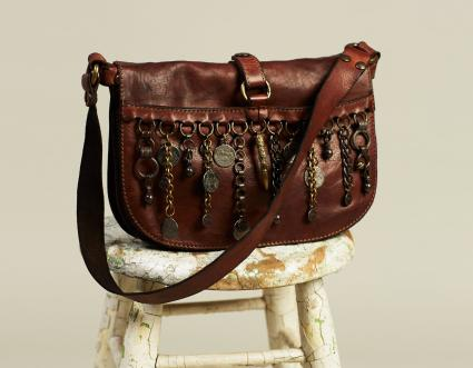 Fringe Findings Shoulder Bag