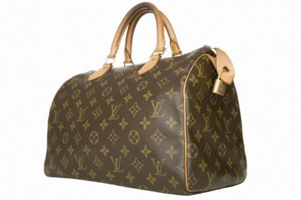 92933a18a94 How to Spot a Fake Louis Vuitton Bag   LoveToKnow