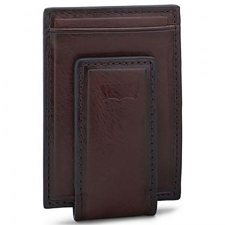 Levis Front-Pocket Wallet w/Money Clip