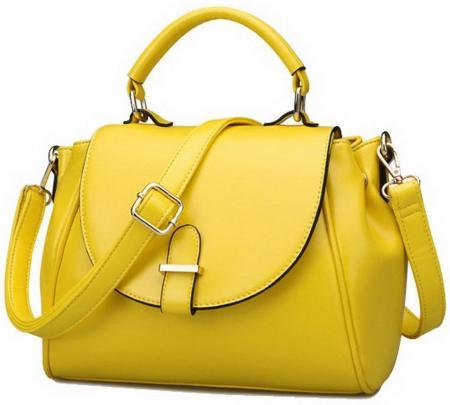 Fashion Road Womens Modern Retro Top Handle Bag
