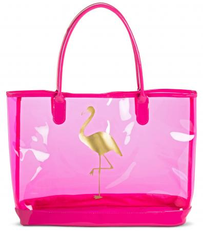 Women's Tropical Beach Tote Handbag