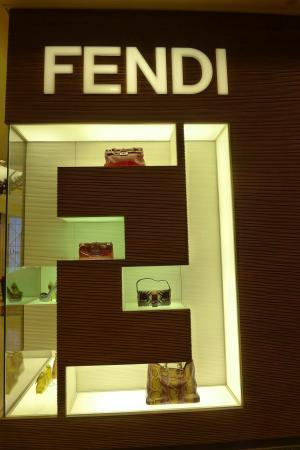Fendi display window