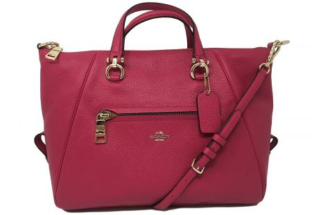 Coach Leather Primrose Satchel