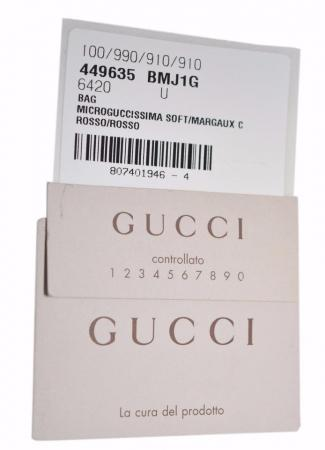 7c38113340 How to Authenticate Gucci Handbags | LoveToKnow