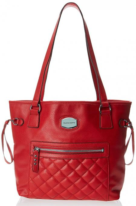 5fbbd58741a1 Franco Sarto Dallas Quilted Travel Tote
