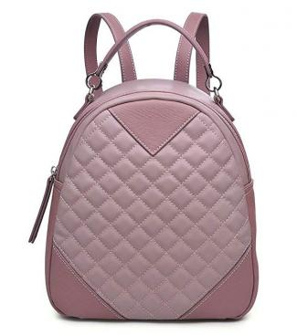 Urban Expressions Dublin Quilted Backpack