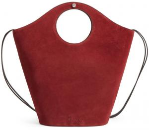 Elizabeth and James Leather Tote